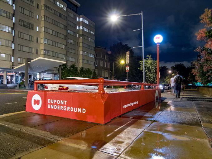 dupont-underground
