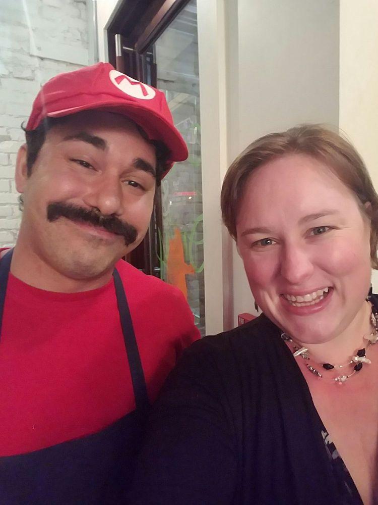 """Its me, Mario"""