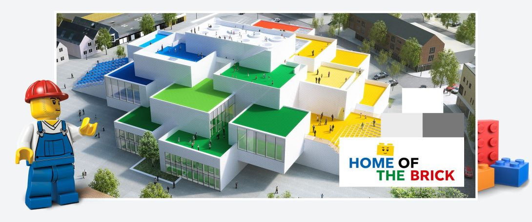 Denmarks Lego House Will Be Open In September Urbanscrawldcblog