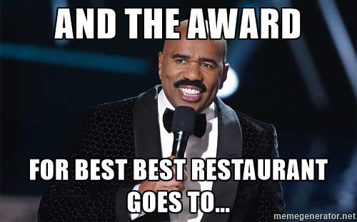 steve harvey rammy award announcement