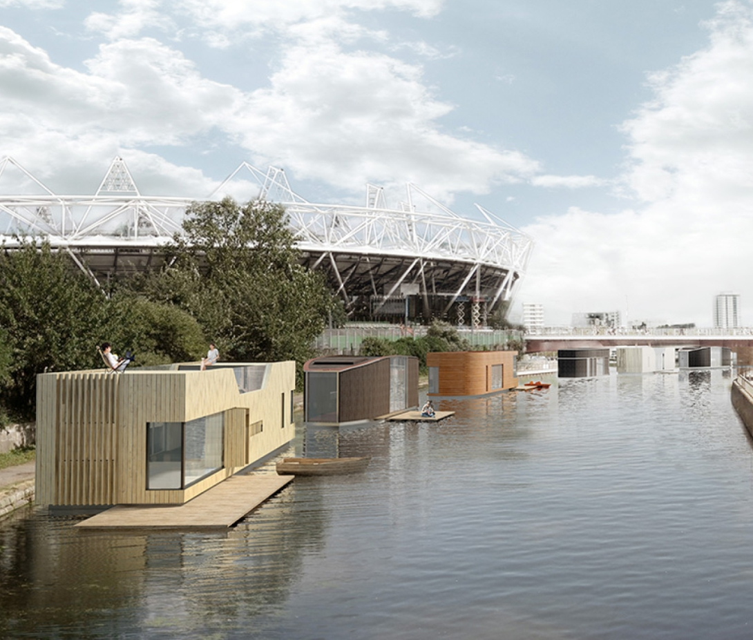 In The Future We Ll All Live On Floating Houses
