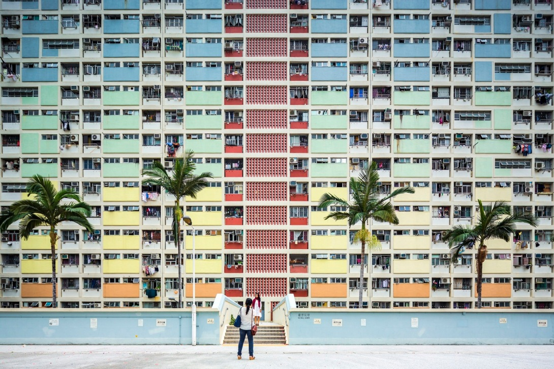 Choi Hung Estate in Hong Kong