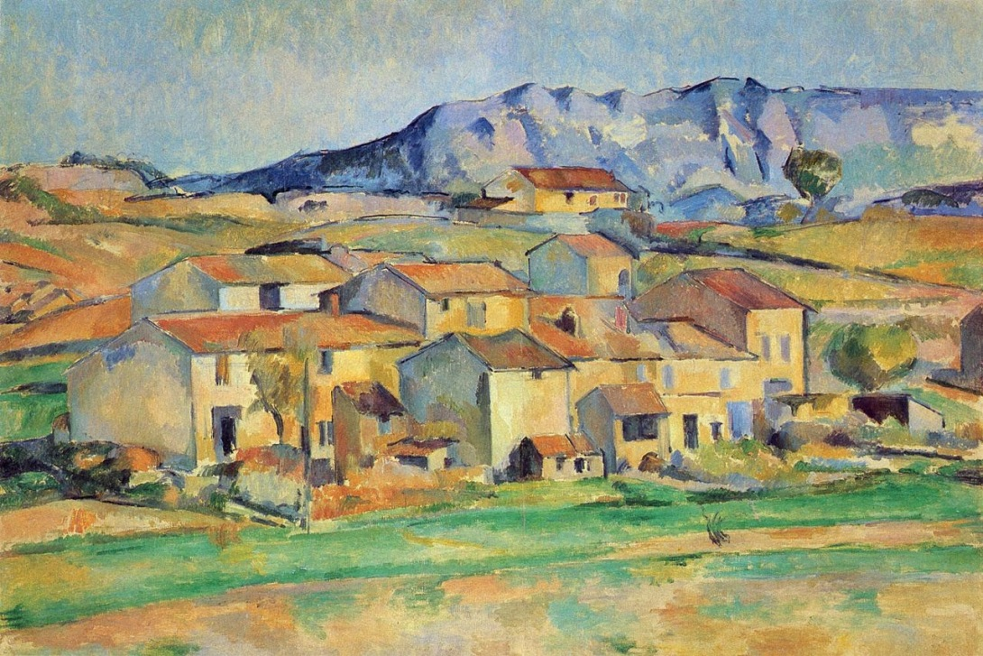Image result for paul cezanne national gallery of art