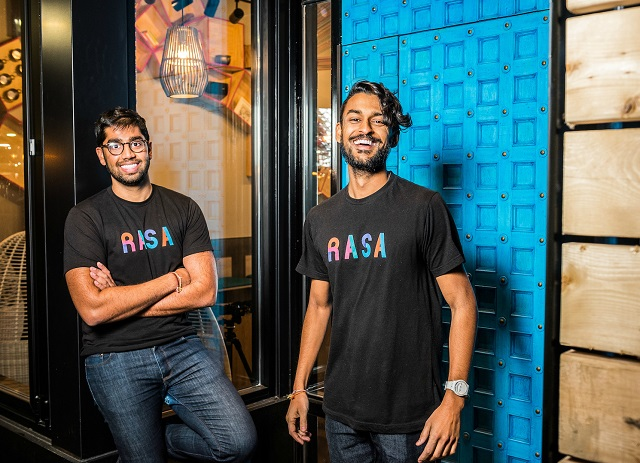 RASA Co Founders Rahul Vinod and Sahil Rahman_small